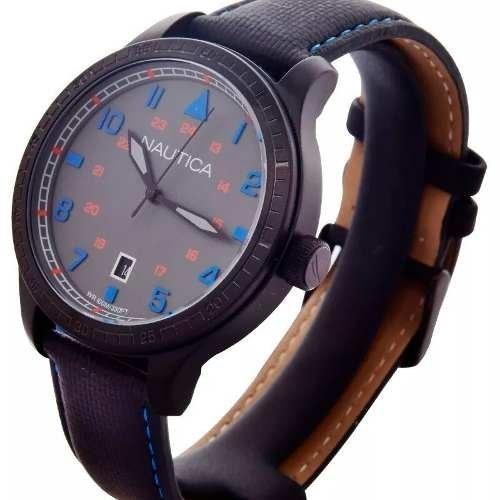 9abb11a236bf Reloj Nautica Reloj Nautica A11110g Carcasa Acero Cristal