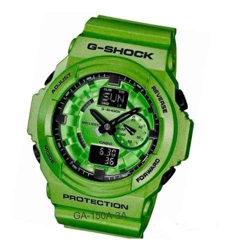 Shock Distancia Ga Crono G Casio Reloj 200m 150 Velocidad XkPuZi