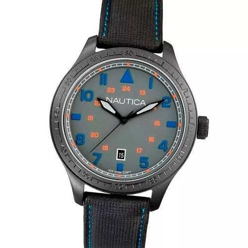 ee4ad3642b0d Reloj Nautica Reloj Nautica A11110g Carcasa Acero Cristal