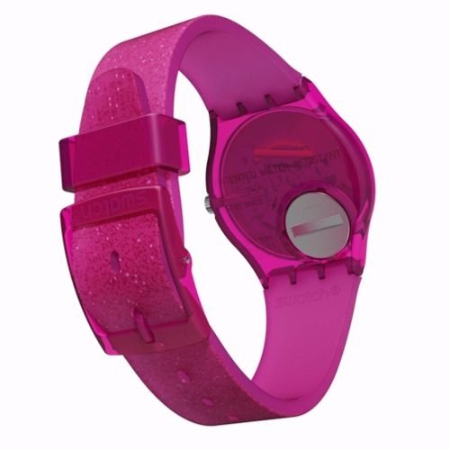 Reloj Swatch Gp149 Nuit Rose 100% Suizo Animal Print - comprar online