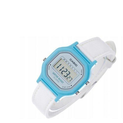 be9a921e9f8a Reloj Casio La-11wl Retro Vintage Alarma Dama Cuero. 0% OFF. 1