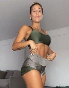 TOP MILITAR CHUS - Ivana Design