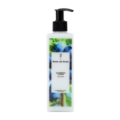 Blueberries & Cassis · Body Lotion