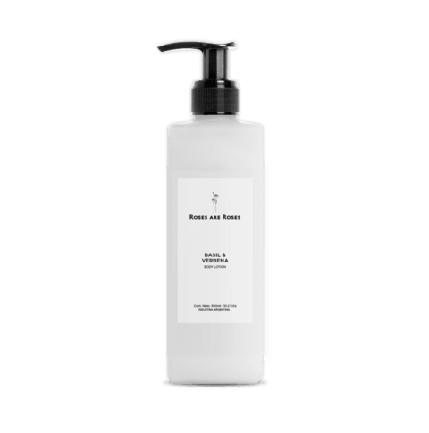 Basil & Verbena · Body Lotion