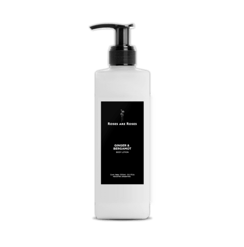Ginger & Bergamot · Body Lotion