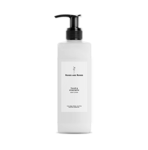 Tulip & Hyacinth · Body Lotion