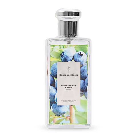 Blueberries & Cassis · Colonia