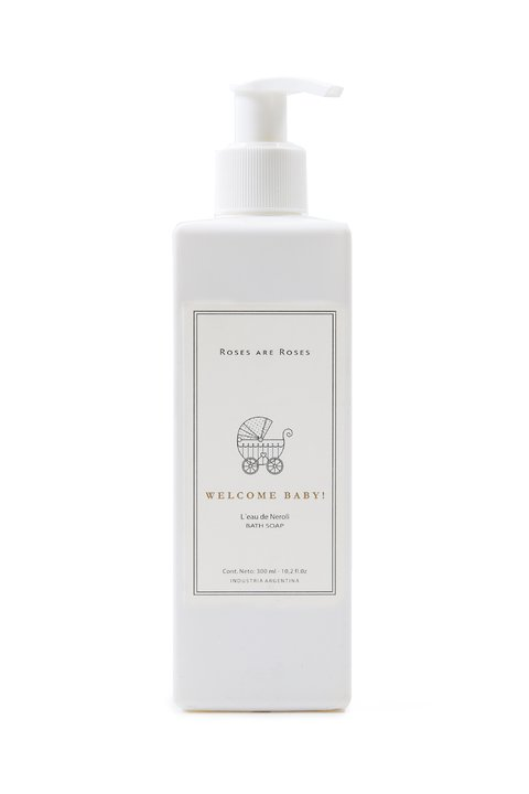 Welcome Baby - L'eau de Neroli · Bath soap