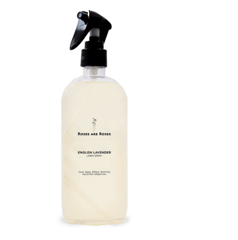 English Lavender · Linen Spray