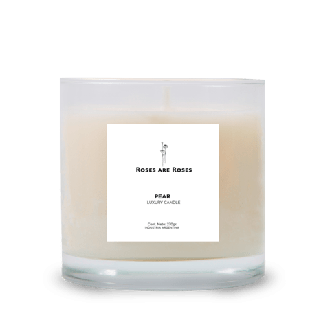 Pear · Luxury Candle en internet