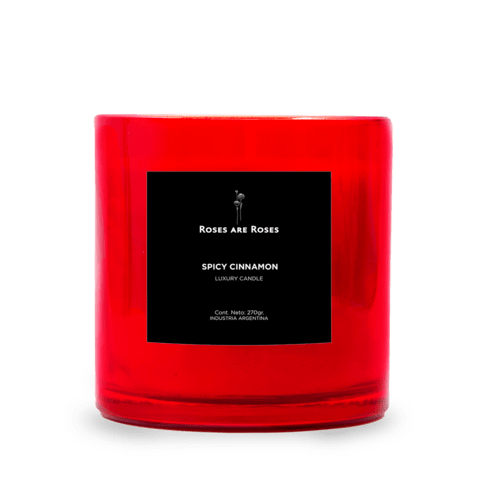 Spicy Cinnamon · Luxury Candle - comprar online