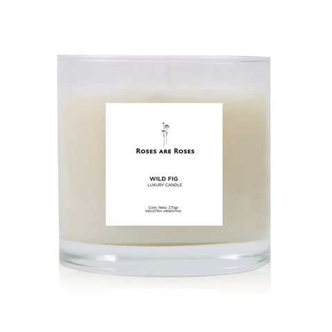 Wild Fig - Luxury Candle
