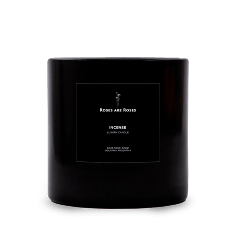 Incense · Luxury Candle