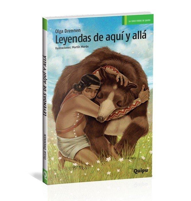 LEYENDAS DE AQUÍ Y ALLÁ