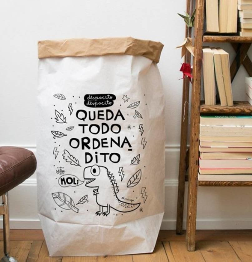 BOLSA DE PAPEL - TODO ORDENADITO