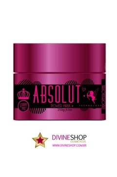 Máscara Capilar Absolut Power Mask - 250 Gr