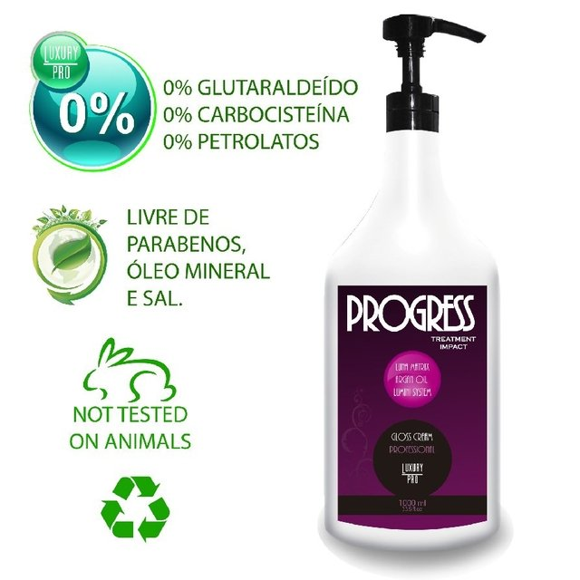 Escova Progressiva Progress + Candy BBCream - Combo 2 Unidades - comprar online
