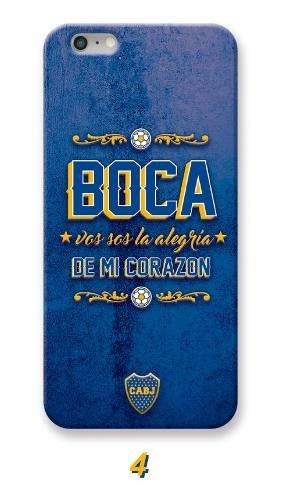 Funda Boca Juniors Cabj Lg K4