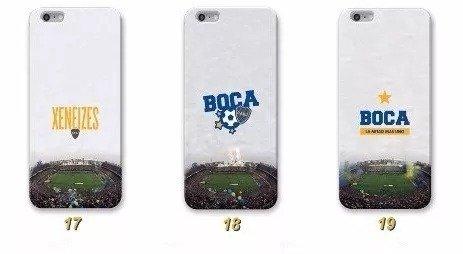 1efa94d9a1f Funda Boca Juniors Nokia Lumia 735 - smartfix