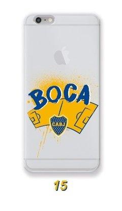 9beb39b768e Funda Boca Juniors Cancha Nokia Lumia 735 - smartfix