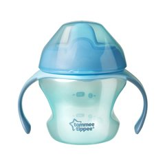 TOMMEE TIPEE VASO 125 ML FIRST SIPS TRANSICION 1 PK 54900140 - Childs Especialistas en Bebes