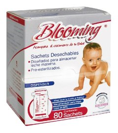 BLOOMING SACHETS DESECHABLES X 80 U