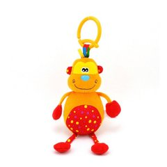I CUTE JIGGLING BUDDY MONKEY QT70034 +3M