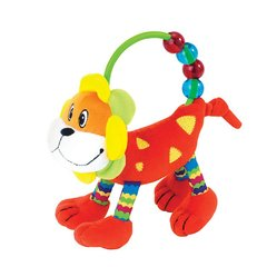 I CUTE SPINNING RATTLE PAL LION QT60019 +3M