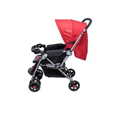 Coche travel system Duck Party Rojo - comprar online