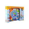WIN FUN MESA DE ACTIVIDADES LETTER TRAIN & PIANO 0801-NL