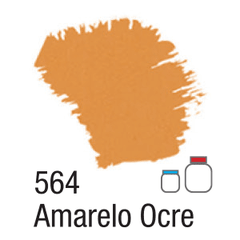 NATURE COLORS 60ML. REF. 564 AMARELO OCRE
