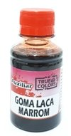 GOMA LACA TRUE COLORS 100ML. MARROM - comprar online