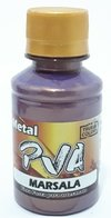 TINTA PVA METAL 100ML. TRUE COLORS - MARSALA - comprar online