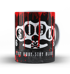 Caneca Blood Hell