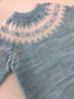 Sweater con guarda
