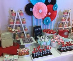 Armado y Deco de Candy Bar en internet