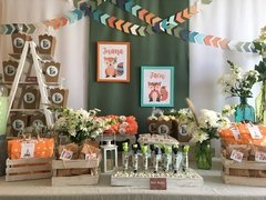 Armado y Deco de Candy Bar