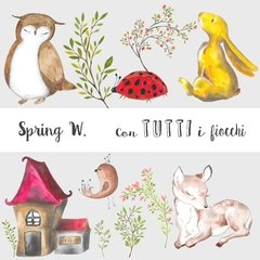 Spring W. Animales