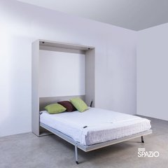 Cama Rebatible 2 Plazas Vertical