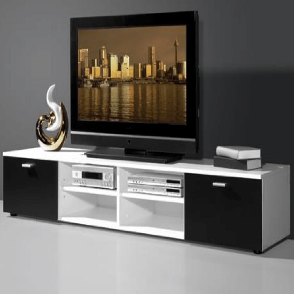 Mesa De Tv Modelo Omega Comprar En Benedit Muebles