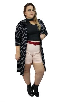 Short Feminino Plus Size