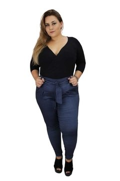 CALÇA PLUS SIZE CLOCHARD - Estilize Plus Size