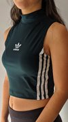 TOP ADIDAS ORIGINALS VERDE MUSGO