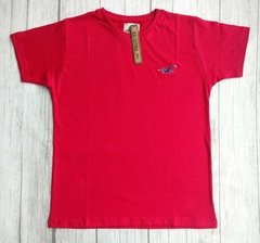 Remera Hollister Red lisa