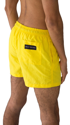 Short total yellow - comprar online