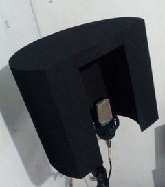 Cabine Vocal Booth - Home Studio na internet