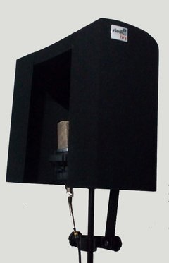 Cabine para Locução Vocal Booth Reflection Filter - Home Studio