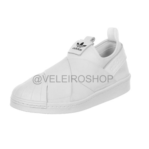 COMBO 2x PARES SUPERSTAR e SLIP ON - loja online