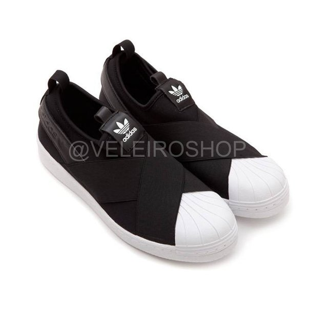 Imagem do COMBO 2x PARES SUPERSTAR e SLIP ON