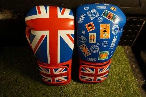 2bae5507e Luva Boxe Muay Thai Naja Países Reino Unido 12 Oz